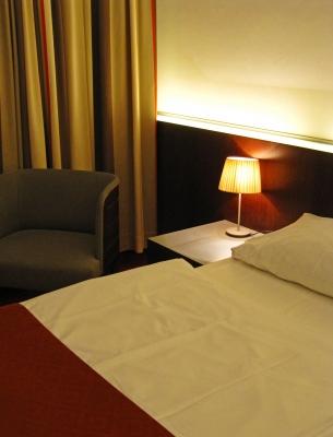 Hotelzimmer neutral