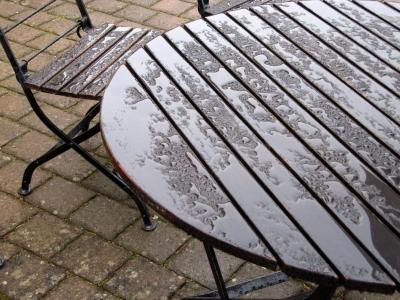 Wettervorhersage: regnerisch
