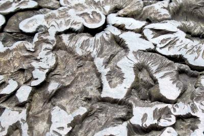 Stein geschliffen