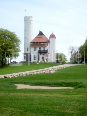 Golfakademie Rügen Hotel Schloß Ranzow