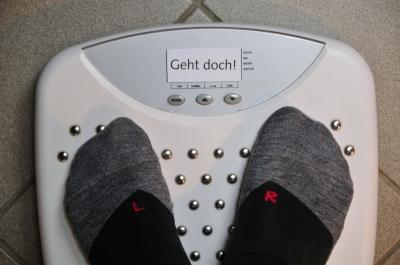 Gewichtsprobleme?