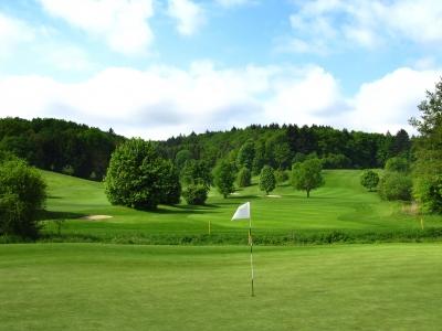 Golfplatz neutral