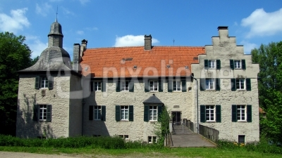 Wasserschloss Haus Dellwig zu Dortmund