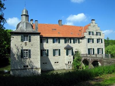Wasserschloss Haus Dellwig zu Dortmund #2