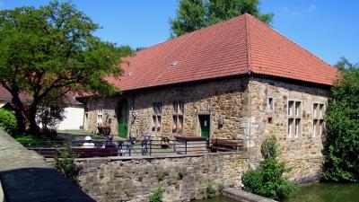 Wasserschloss Haus Dellwig zu Dortmund, Nebengebäude