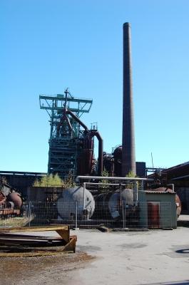 Industriedenkmal Henrichshütte zu Hattingen #3