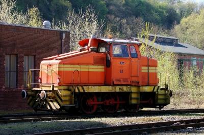 Industriedenkmal Henrichshütte zu Hattingen, Werksbahn #5