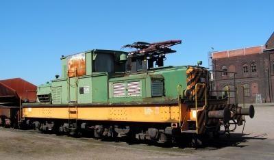 Industriedenkmal Henrichshütte zu Hattingen, Werksbahn #7