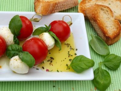 italienische Spießchen . . .