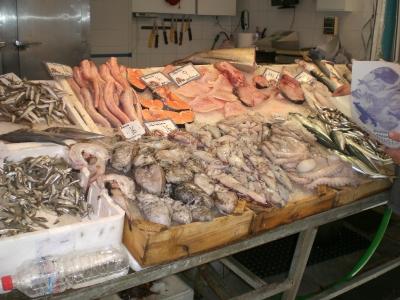 Fischmarkt in Iraklio