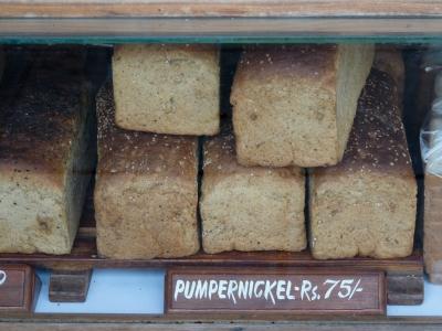 Deutsches Brot in Nepal