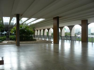 Palácio do Exterior (Außenministerium) in Brasília
