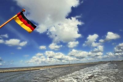 Fähre nach Langeoog - Nordsee