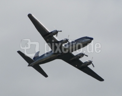 Douglas DC 6B bei der ILA 2010