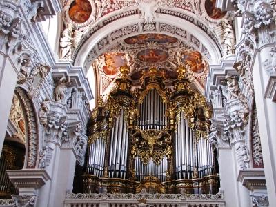 Passau Domorgel im Stephansdom