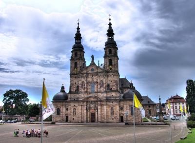 Der Dom in Fulda (HDR)