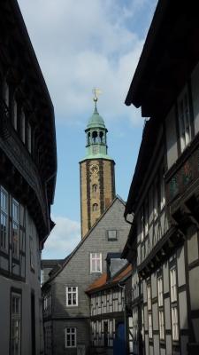 Die goslarer Marktkirche