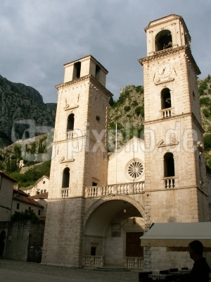 Kathedrale St. Tryphon in Kotor