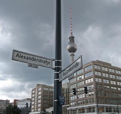 Berliner Alexanderplatz