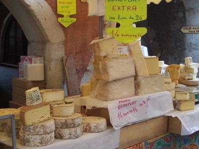 Markt in Annecy 1