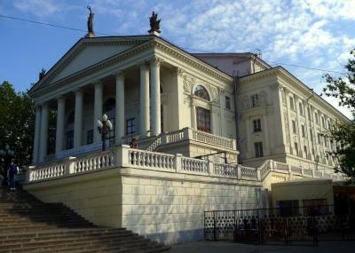 Das Lunatscharskij-Dramentheater