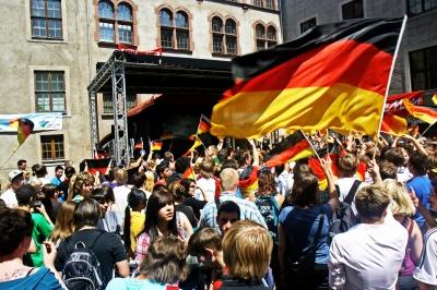 Public Viewing Deutschland