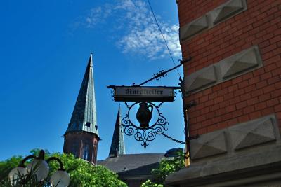 Oldenburg - Marktplatz & Rathaus