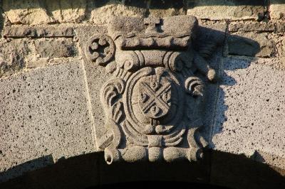 Genovevaburg zu Mayen, Wappen #2 (RLP)