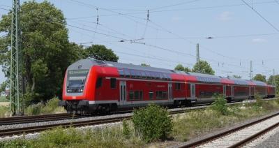 Rhein-Haard-Express . . .