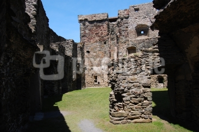 Burg Runkel an der Lahn, Ruine Oberburg #3