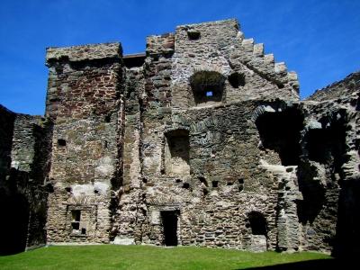 Burg Runkel an der Lahn, Ruine Oberburg #5