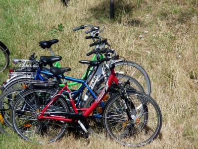Sommer - Fahrradzeit