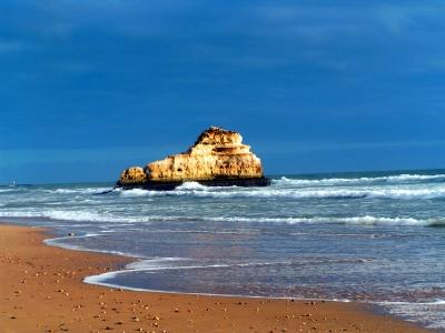 Strand und Wellen 1