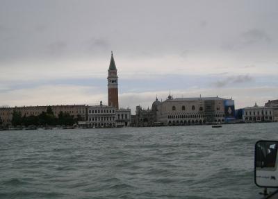 Venedig-Rundfahrt