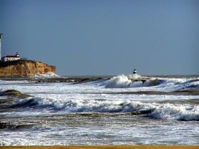 Strand und Wellen 4