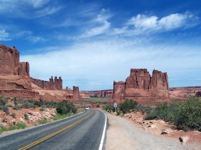Arches National Park / Utah