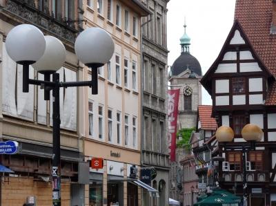 Göttingen: Stadtszene