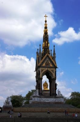 Prinz Albert Denkmal