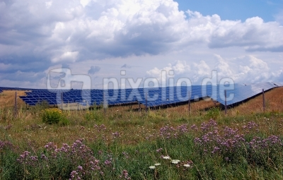 Solarfarm in der Eifel #2