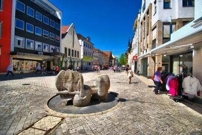 Oldenburgs Innenstadt