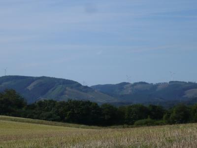 Sauerland Land der tausend Berge Natur