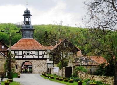 Kloster Michaelstein, das Torhaus