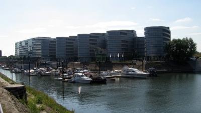 "Marina und ""Five Boats"""
