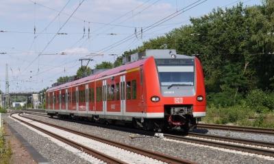 Personenzug - heute