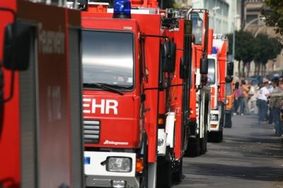 Feuerwehrausfahrt