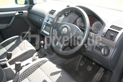 Rechtslenker RHD Volkswagen Touran