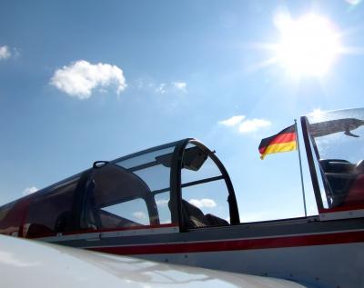 Segelflugmeisterschaften in FDS Musbach