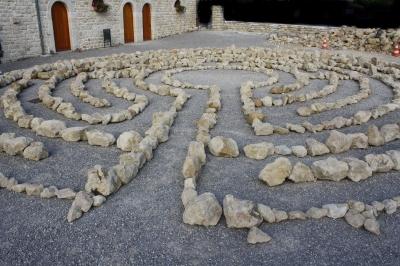 Das Labyrinth...