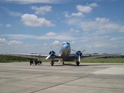 """Liszunov Li-2 der """"Rosinenbomber"""""""