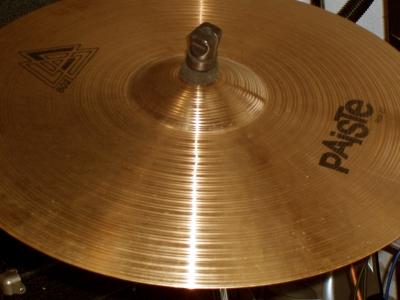 Schlagzeug Becken